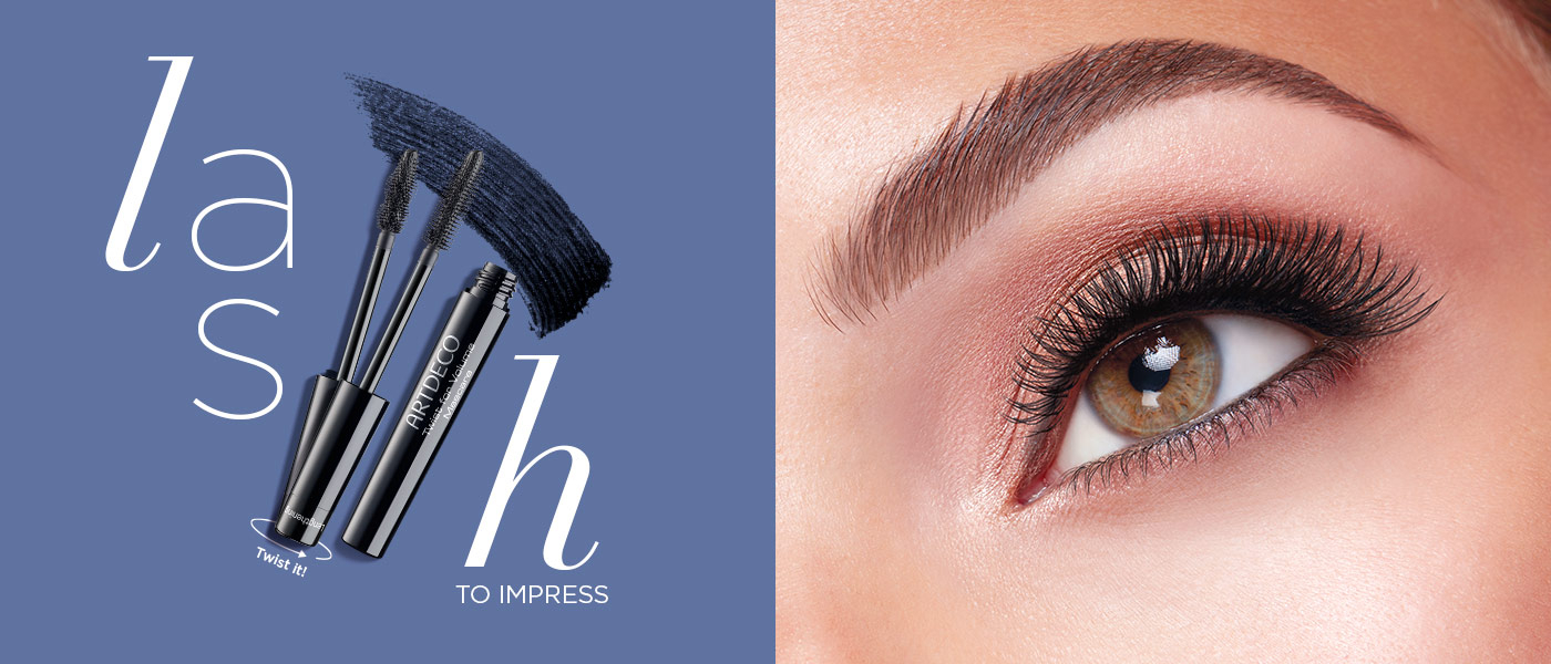 lash to impress