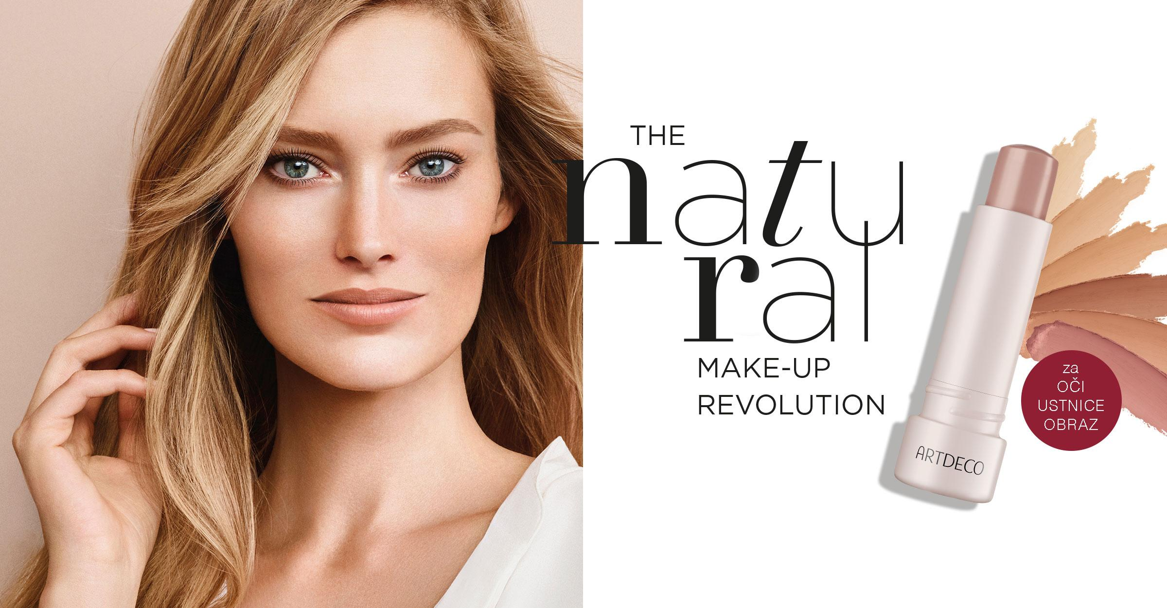 The Natural Make-up Revolution