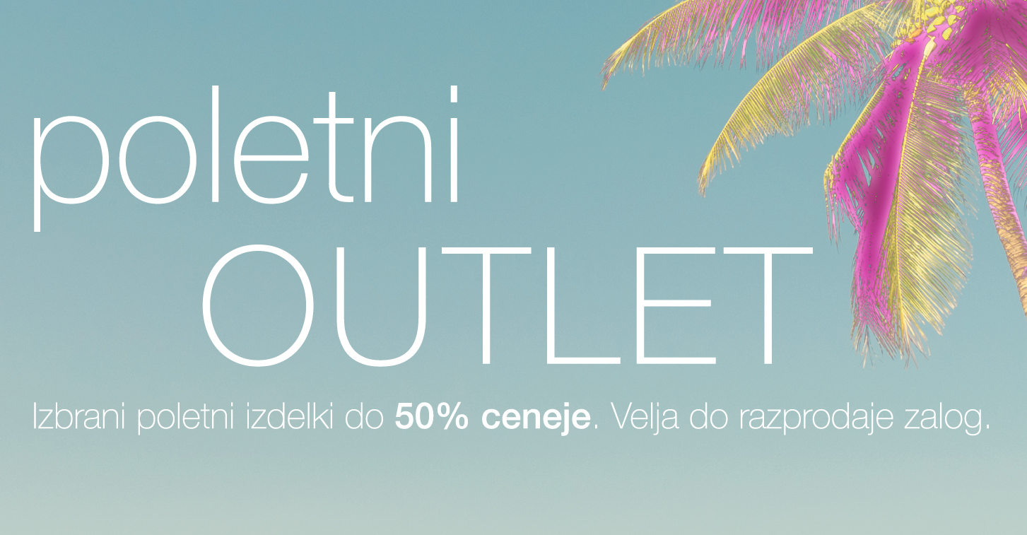 Poletni outlet