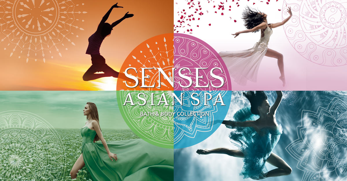 SENSES Asian Spa